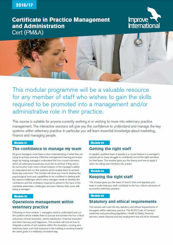 Improve Nurses Practice Management Insert