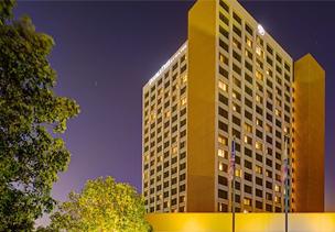 Double Tree by Hilton Hotel Anaheim – Orange County