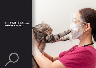 How COVID-19 influenced veterinary industry