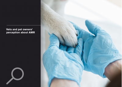 Vets and pet owners' perception about AMR